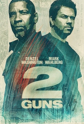 2 Guns movie poster (2013) poster MOV_ff3fc0f1