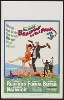 Barefoot in the Park movie poster (1967) picture MOV_ff3fe0c6