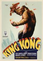 King Kong movie poster (1933) picture MOV_ff450f56