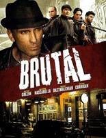 Brutal movie poster (2011) picture MOV_ff45909b
