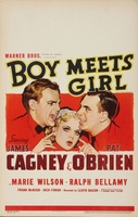 Boy Meets Girl movie poster (1938) picture MOV_ff48495d