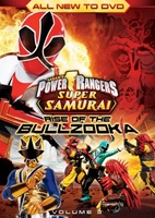 Power Rangers Samurai movie poster (2011) picture MOV_ff5c1b09