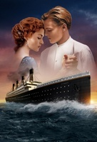 Titanic movie poster (1997) picture MOV_ff665aa3
