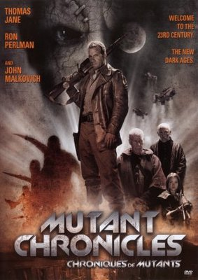 Mutant Chronicles movie poster (2008) poster MOV_ff674c65