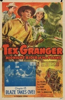Tex Granger, Midnight Rider of the Plains movie poster (1948) picture MOV_7100125d
