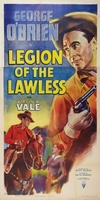 Legion of the Lawless movie poster (1940) picture MOV_ff7728a7