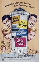 The Art of Love movie poster (1965) picture MOV_ff82d7b6