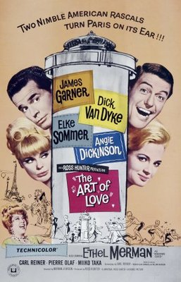 The Art of Love movie poster (1965) poster MOV_ff82d7b6