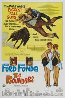 The Rounders movie poster (1965) picture MOV_ff85d08b