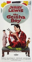 The Geisha Boy movie poster (1958) picture MOV_ff8fca77