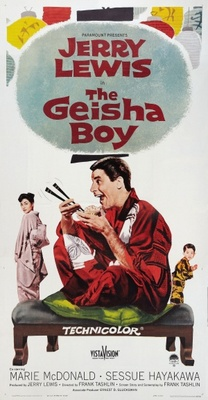 The Geisha Boy movie poster (1958) poster MOV_ff8fca77
