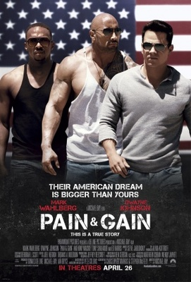 Pain and Gain movie poster (2013) poster MOV_ff91c5a4