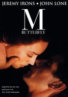 M. Butterfly movie poster (1993) picture MOV_ff95688d