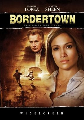 Bordertown movie poster (2006) poster MOV_ff96416f