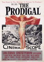 The Prodigal movie poster (1955) picture MOV_ff9ff330