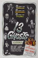 13 Ghosts movie poster (1960) picture MOV_ffa36423