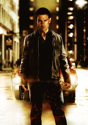 Jack Reacher movie poster (2012) poster MOV_ffb39926