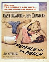 Female on the Beach movie poster (1955) picture MOV_ffb5f0aa