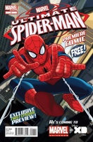 Ultimate Spider-Man movie poster (2011) picture MOV_ffb78988