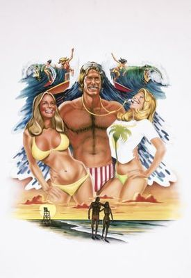 Lifeguard movie poster (1976) poster MOV_ffbefa88