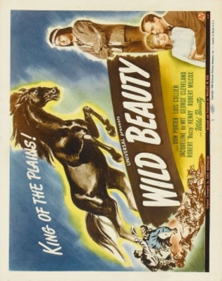 Wild Beauty movie poster (1946) poster MOV_ffc1dff5