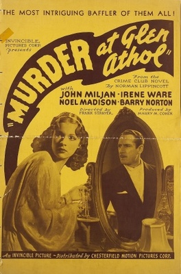Murder at Glen Athol movie poster (1936) poster MOV_ffc72edd