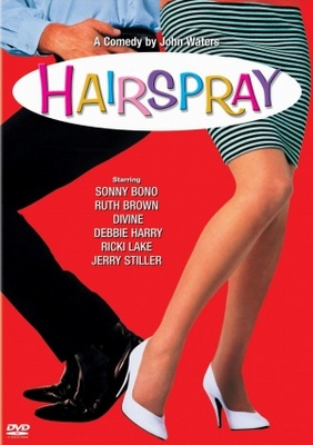 Hairspray movie poster (1988) poster MOV_ffca37f2