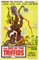 The Day of the Triffids movie poster (1962) picture MOV_ffca3ea8