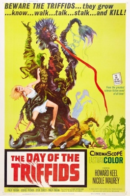 The Day of the Triffids movie poster (1962) poster MOV_ffca3ea8