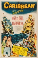 Caribbean movie poster (1952) picture MOV_ffd145f8
