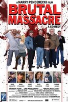 Brutal Massacre: A Comedy movie poster (2007) picture MOV_ffdb0e30