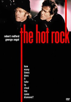 The Hot Rock movie poster (1972) poster MOV_ffdb54a2