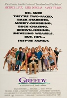 Greedy movie poster (1994) picture MOV_ffe32a4a
