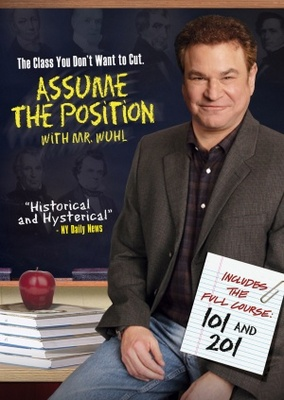Assume the Position with Mr. Wuhl movie poster (2006) poster MOV_ffe7bdbb