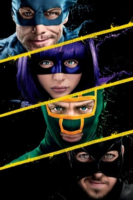 Kick-Ass 2 movie poster (2013) poster MOV_ffefd08f