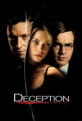 Deception movie poster (2008) poster MOV_fff46e87