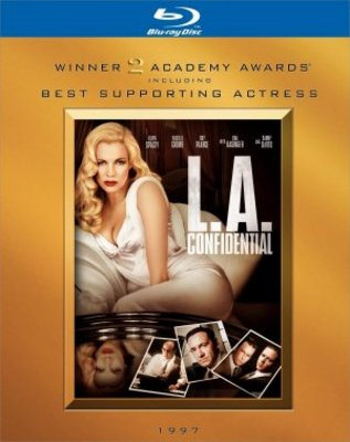 L.A. Confidential movie poster (1997) poster MOV_fff77e10