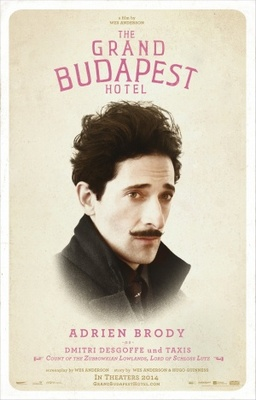The Grand Budapest Hotel movie poster (2014) poster MOV_fff96ce9