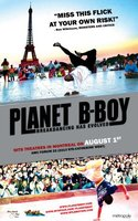 Planet B-Boy movie poster (2007) picture MOV_fffdb24d