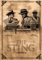 The Sting movie poster (1973) picture MOV_0f706bac