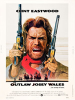 The Outlaw Josey Wales movie poster (1976) picture MOV_fnp3q6z7