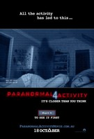Paranormal Activity 4 movie poster (2012) picture MOV_fvxg7biv