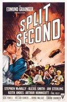 Split Second movie poster (1953) picture MOV_fvz1ygam