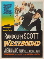 Westbound movie poster (1959) picture MOV_g6vkngcc