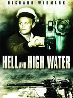 Hell and High Water movie poster (1954) picture MOV_g7o3rdqb