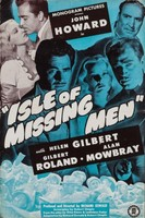 Isle of Missing Men movie poster (1942) picture MOV_gewxaqiu