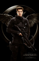 The Hunger Games: Mockingjay - Part 1 movie poster (2014) picture MOV_gwudwnef