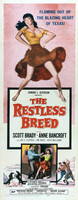 The Restless Breed movie poster (1957) picture MOV_gxlgqiec