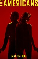 The Americans movie poster (2013) picture MOV_h2bpbuwr