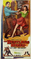 The Restless Breed movie poster (1957) picture MOV_hczpfuue